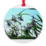 Hay in the summer Ornament