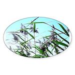 Hay in the summer Sticker