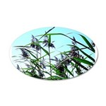 Hay in the summer Wall Decal