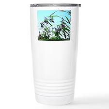 Hay in the summer Travel Mug