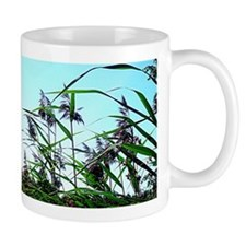 Hay in the summer Mugs