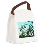 Hay in the summer Canvas Lunch Bag