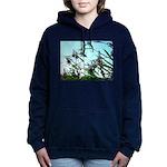 Hay in the summer Women's Hooded Sweatshirt