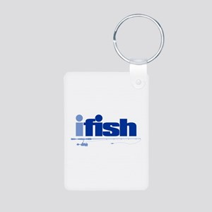 ifish (rod) Keychains