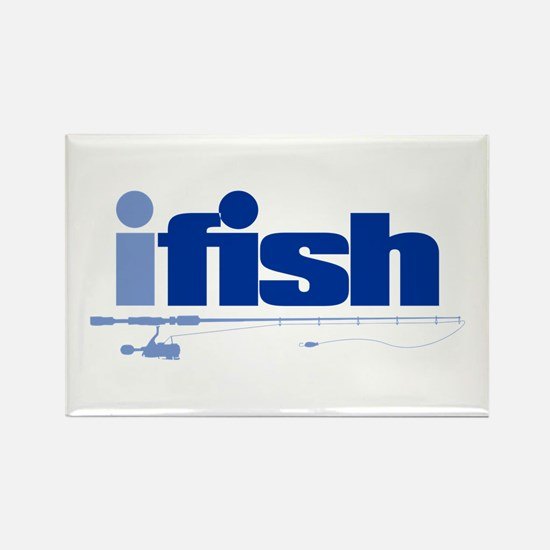 ifish (rod) Magnets
