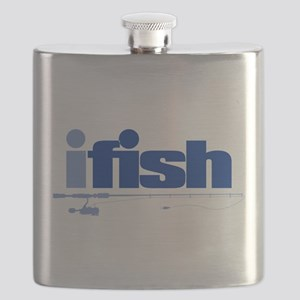 ifish (rod) Flask