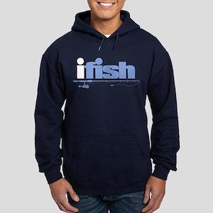 ifish (rod) Hoodie