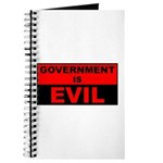Government is Evil Journal
