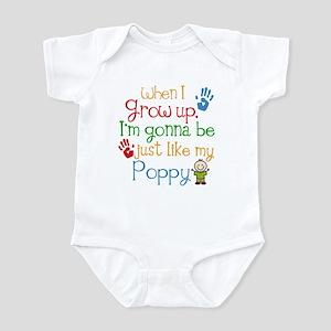 Poppy grandchild Infant Bodysuit