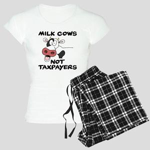 Milk Cows Not Taxpayers Pajamas