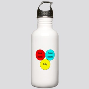 The Physics Of Reality Water Bottle