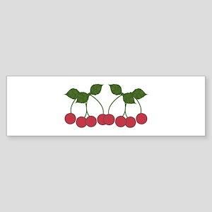 Cherry Base Bumper Sticker