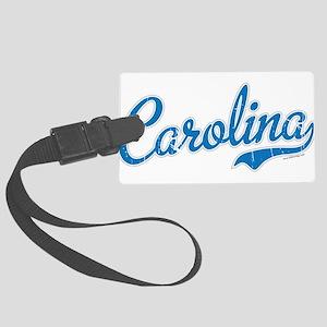Carolina Blue Luggage Tag