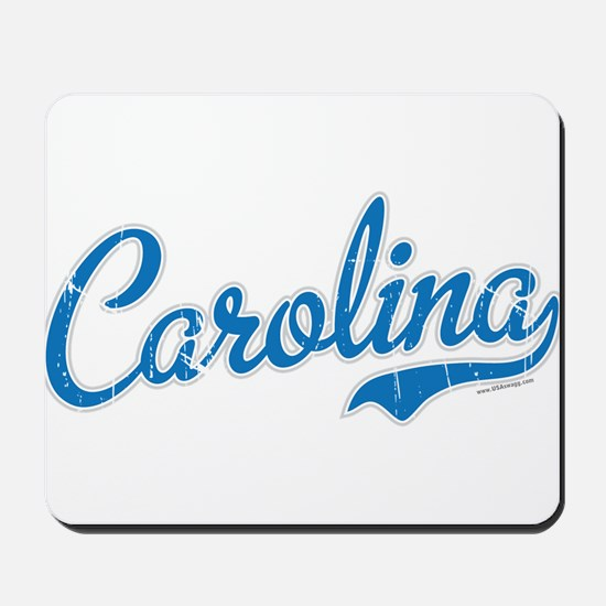 Carolina Blue Mousepad