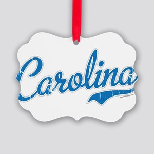 Carolina Blue Ornament