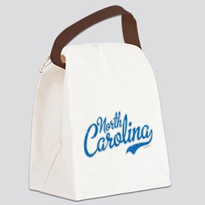 Carolina Canvas Lunch Bag