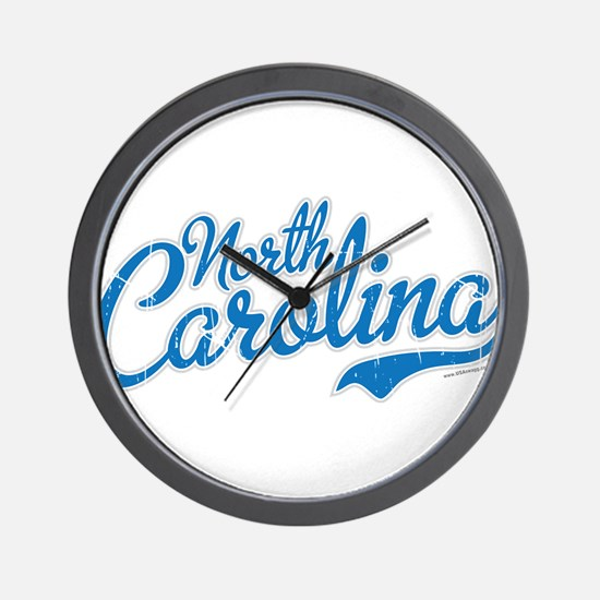 Carolina Wall Clock