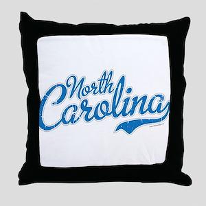 Carolina Throw Pillow