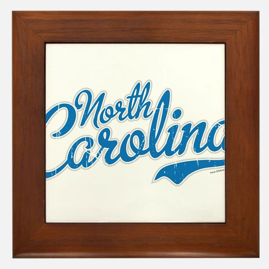 Carolina Framed Tile