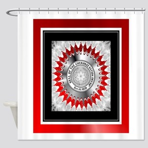 Cherokee Nation2 Shower Curtain