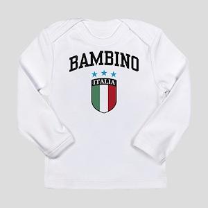 2-bambinoitalia Long Sleeve T-Shirt