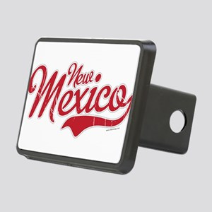 New Mexico Script Font Crimson Hitch Cover