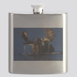 Time for a Cool Dip Flask