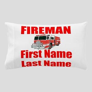 Fireman Pillow Case
