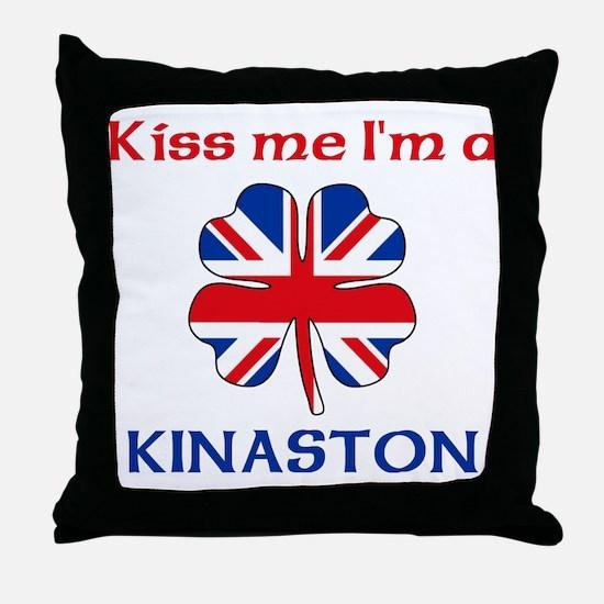Kinaston Family Throw Pillow