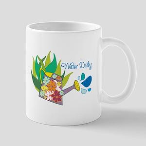 Water Daily Mugs