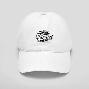Clarinet Baseball Cap