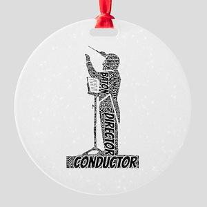 Conductor Ornament