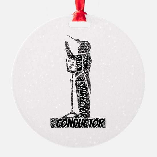 Conductor Ornament