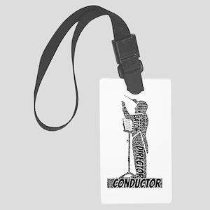 Conductor Luggage Tag