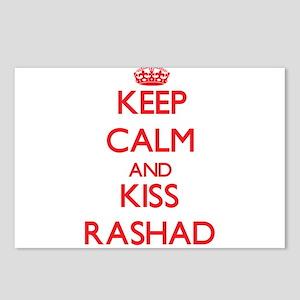 Keep Calm and Kiss Rashad Postcards (Package of 8)