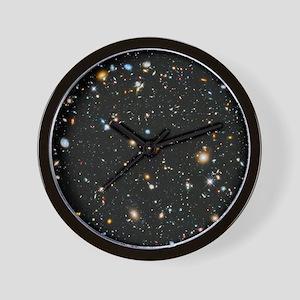 Evolving Universe Wall Clock