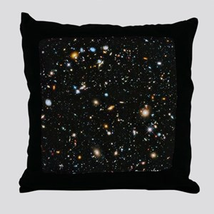 Evolving Universe Throw Pillow