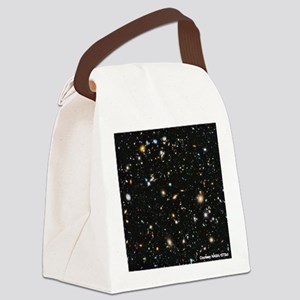 Evolving Universe Canvas Lunch Bag