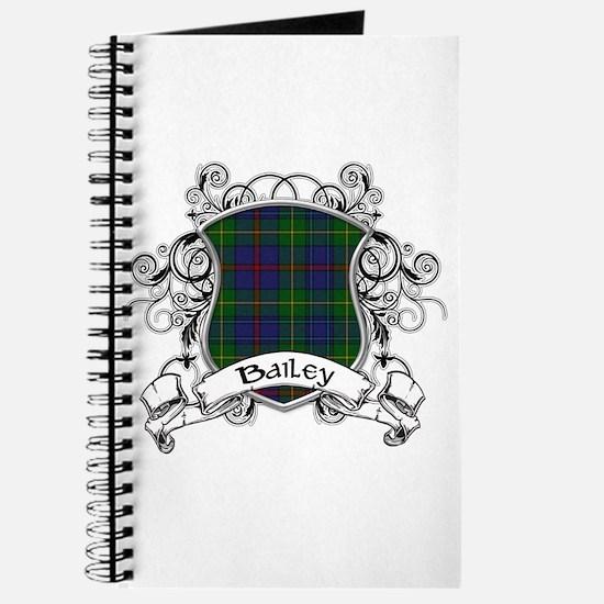 Bailey Tartan Shield Journal