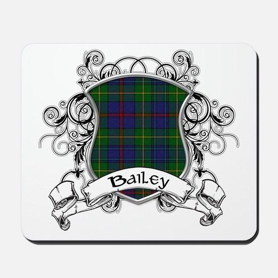 Bailey Tartan Shield Mousepad