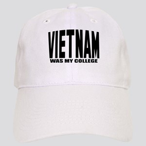 Vietnam was my college Cap