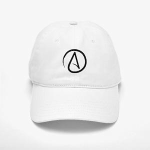 Atheist Symbol Baseball Cap