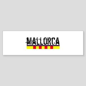 Mallorca Bumper Sticker