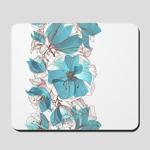 Pretty Floral Mousepad