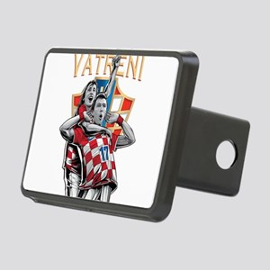 Croatia Soccer Vatreni Luka and Mario Hitch Cover