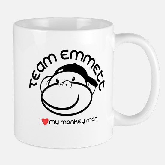 team emmett.png Mugs
