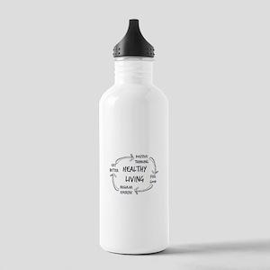 Healthy Living Water Bottle
