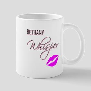 BETHANY WHISPER Mugs