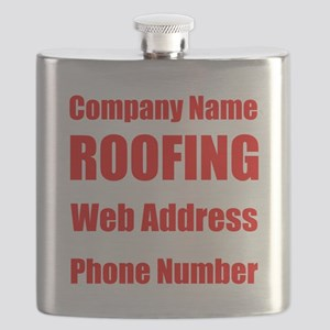 Roofing Flask