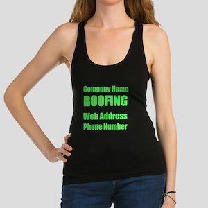 Roofing Racerback Tank Top